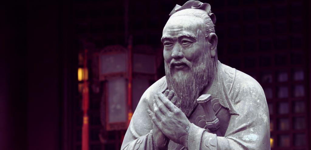 Charakter Konfuzius